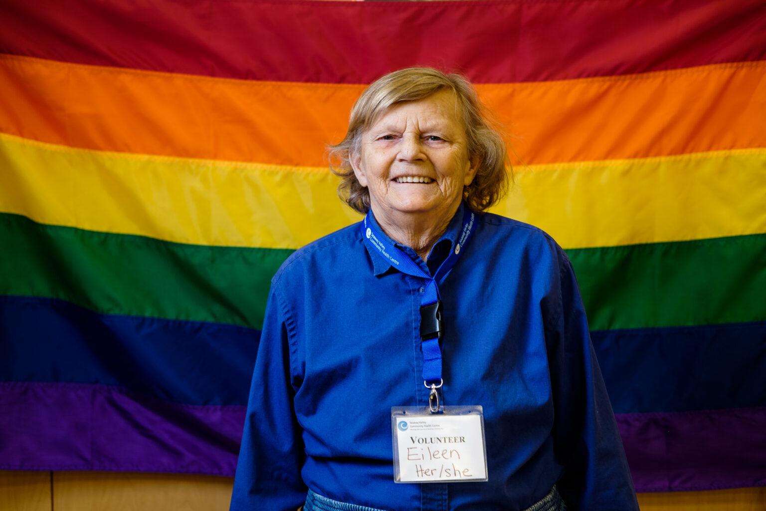 Eileen Ledrew (volunteer)